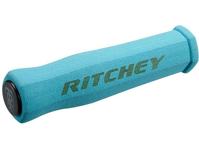 Ritchey WCS True Grip Handvatten, blauw/turquoise